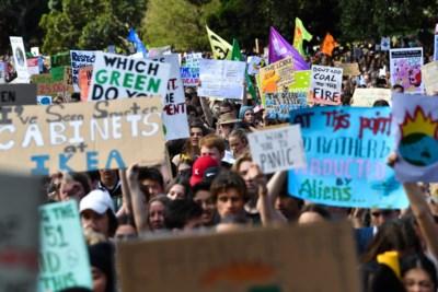 Meer dan 5.000 betogingen voor het klimaat tijdens wereldwijde actie, ook in Antwerpen en Brussel