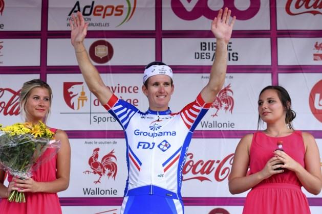 Arnaud Démare sprint naar ritzege, Yves Lampaert blijft leider in Ronde van Slovakije