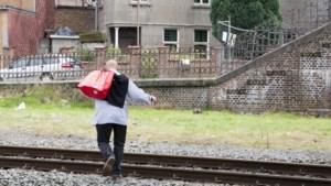 'Flitsmarathon' tegen spoorlopers