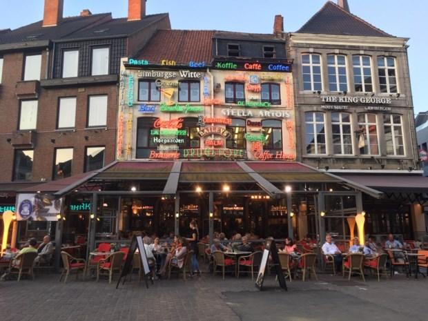 Dit bekend pand op Hasseltse Grote Markt wordt hotel