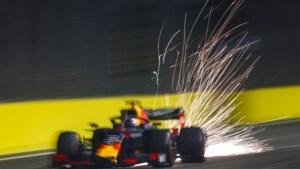 """Max Verstappen vertrekt als vierde in GP Singapore: """"Ik ben hier om te winnen, maar vind geen grip"""""""