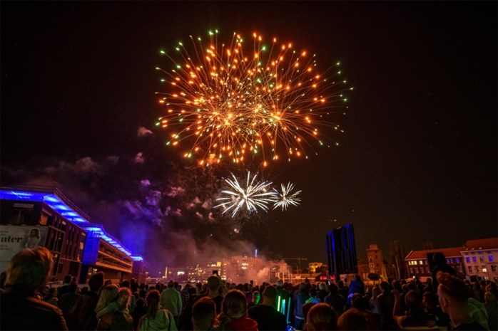 30.000 bezoekers voor opening Hasselt kermis