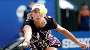 Elise Mertens sneuvelt in halve finale Osaka tegen thuisspeelster... Osaka