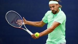 Ruben Bemelmans bereikt finale dubbelspel op Challenger in Glasgow