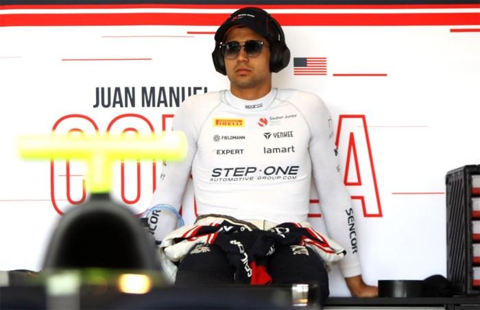 F2-piloot Correa ligt niet meer in coma, maar is nog steeds kritiek