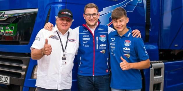 """Belgisch talent Barry Baltus gaat volgend seizoen in de Moto3 rijden: """"Hiervoor heb ik heel mijn leven gewerkt"""""""