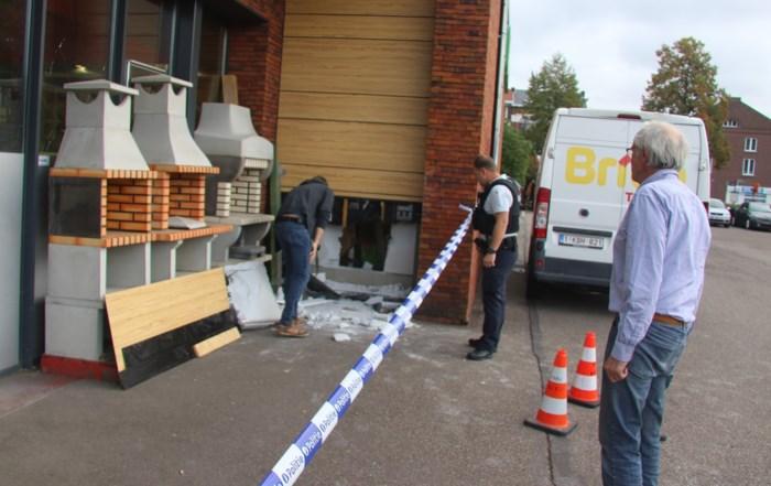 Dieven richten complete ravage aan in Brico: voor duizenden euro's tuinmateriaal gestolen?