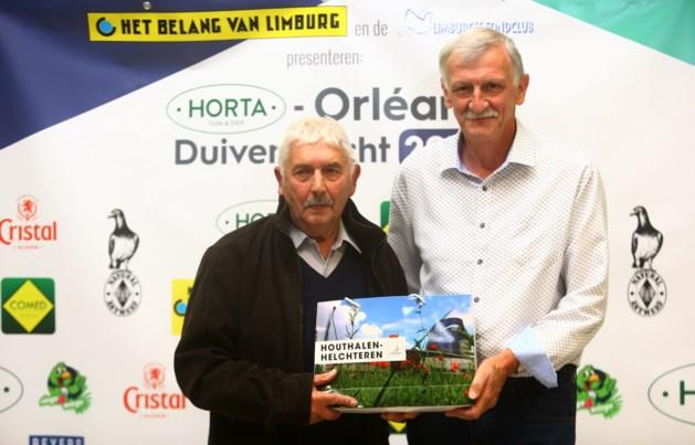 Familie Lesage heeft de snelste Orléansduif van Houthalen-Helchteren
