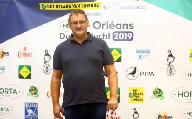 Piet Van Meeuwen heeft de snelste Orléansduif van Lommel