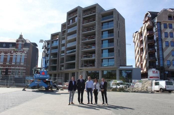 Nieuw bedrijvencentrum in hartje Hasselt