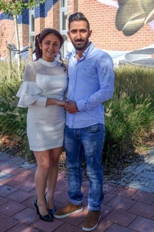 Hiba en George in Genk