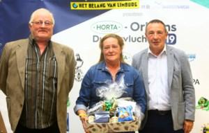 Familie Lenaerts-Loyaerts heeft de snelste Orléansduif van Gingelom
