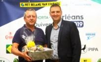 Danny Senden heeft de snelste Orléansduif van Herk-de-Stad