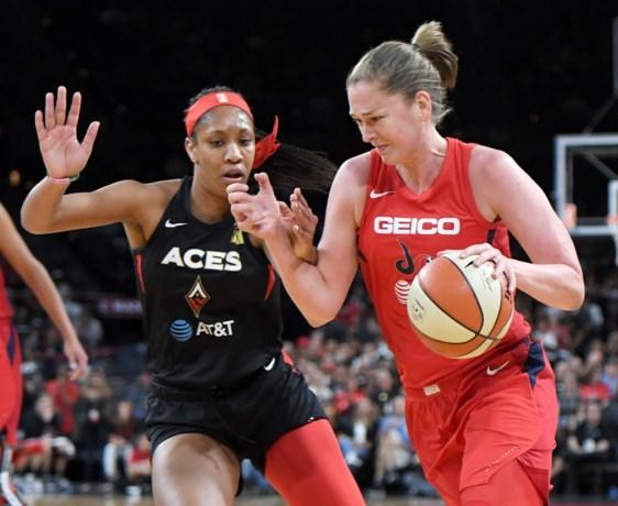 Meesseman en Mestdagh nog niet zeker van plaats in WNBA-finale na nederlaag