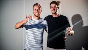 Broers Binnemans bezorgen THES B eerste overwinning met vier goals