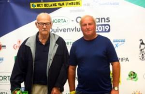 Henri Van Der Ree heeft de snelste Orléansduif van Hechtel-Eksel