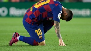 Lionel Messi mist allicht Champions League-topper tegen Inter