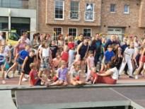 Hamse Dansclub op de Openstraatdag