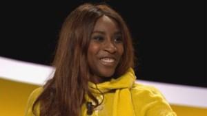 Elodie Ouedraogo gaat voor lange, blonde lokken
