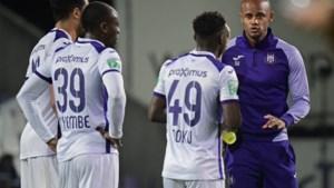 """Vincent Kompany slaakt ondanks eigen blessure zucht van opluchting bij Anderlecht: """"Na Brugge was ik echt heel kwaad"""""""
