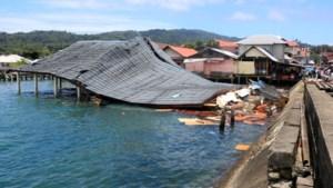 Minstens 20 doden en 107 gewonden na aardbeving in Indonesië