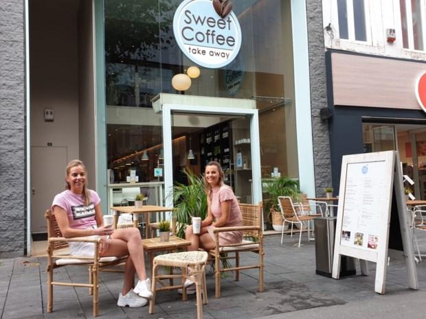 Ook koffiebar 'Sweet Coffee' opent in Quartier Bleu