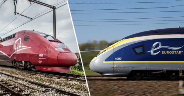 Eurostar en Thalys willen fusioneren