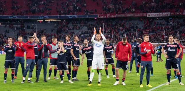 Rode Ster Belgrado moet in Champions League zonder fans naar Tottenham