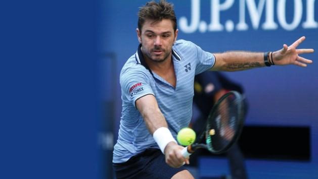 Drievoudig grandslamwinnaar Stan Wawrinka naar European Open