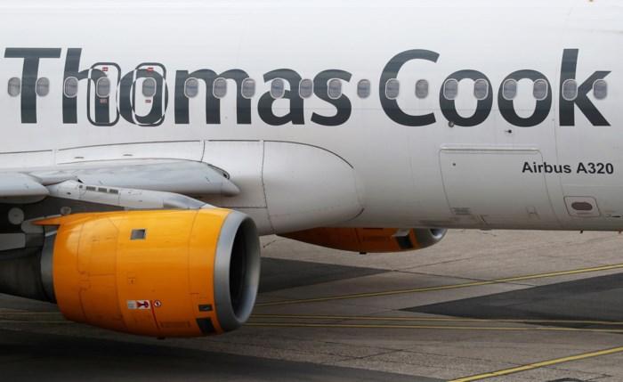 Thomas Cook heeft vijf miljoen euro nodig tegen maandag, anders weinig hoop op doorstart