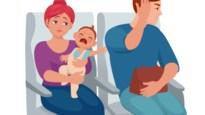 U zit niet graag naast een huilende baby op een vlucht? Deze luchtvaartmaatschappij heeft de oplossing