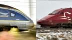 Huwelijk tussen Thalys en Eurostar?