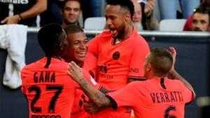 Neymar bezorgt PSG en Meunier opnieuw de volle buit met enige treffer tegen Bordeaux