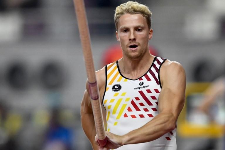 WK ATLETIEK. Polsstokspringer Ben Broeders en gemengde 4x400m-ploeg bereiken finale, Philip Milanov sneuvelt in kwalificaties