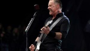 Metallica moet tournee uitstellen door verslaving frontman James Hetfield