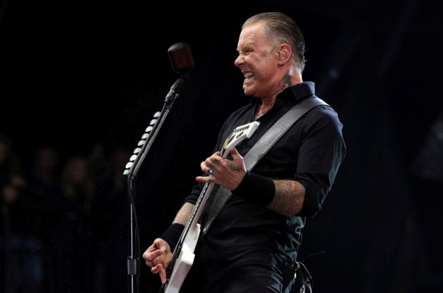 Metallica moet tournee uitstellen door verslaving frontman James Hetfield