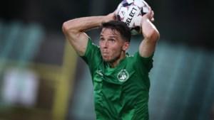 Jonathan Hendrickx put moed uit de gave collectieve prestatie van SK bij 'zijn' Standard