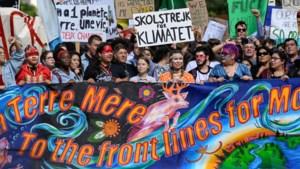 Half miljoen mensen komt op straat voor klimaatbetoging met Greta Thunberg in Montreal