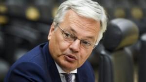 Parket seponeert klacht tegen Reynders