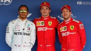 Charles Leclerc evenaart Michael Schumacher met vier poles op rij