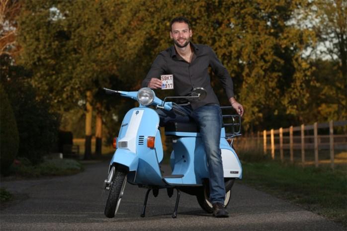 """Waar blijft nummerplaat van scooter: """"De DIV houdt me al maanden aan de lijn"""""""