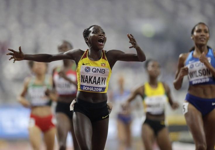 WK ATLETIEK. Claire Orcel en Isaac Kimeli kunnen niet stunten in finales, Oegandese volgt afwezige Semenya op