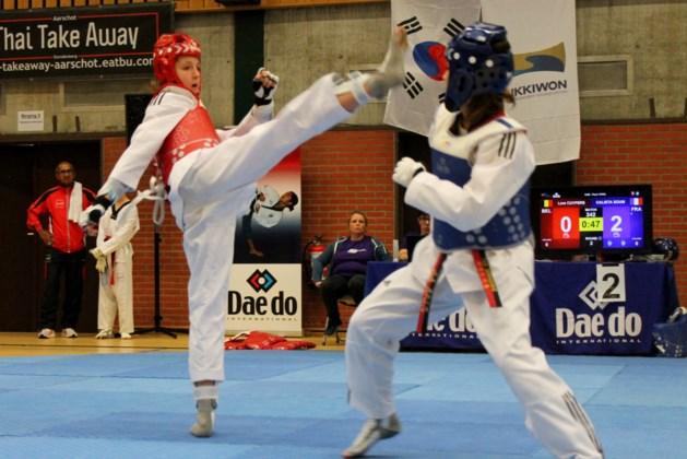 Sterke start van Taekwondo Dongji