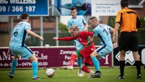 'Topper' tussen Herk FC en Zonhoven Utd stelt teleur