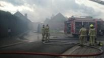 Huis volledig uitgebrand in Lommel