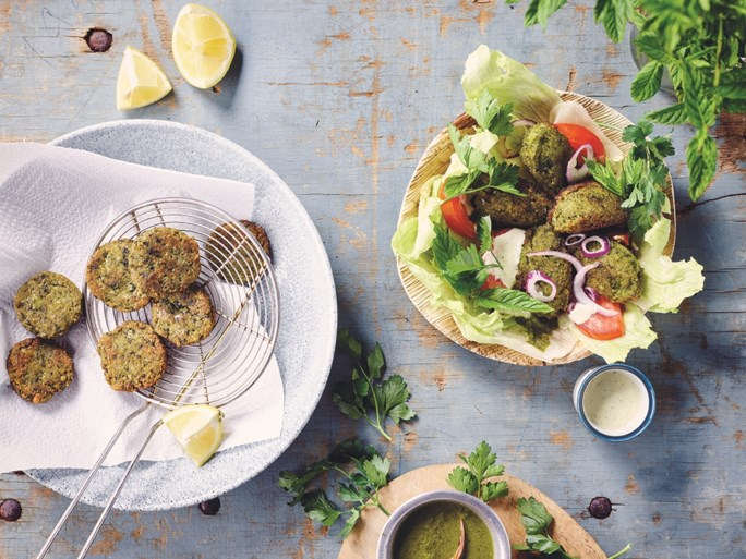 De favoriete vegan-recepten van Nathalie Meskens