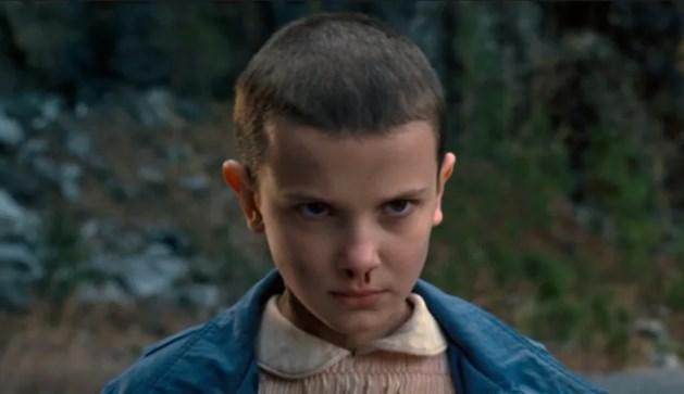 Actrice 'Stranger Things' kiest voor totaal ander kapsel