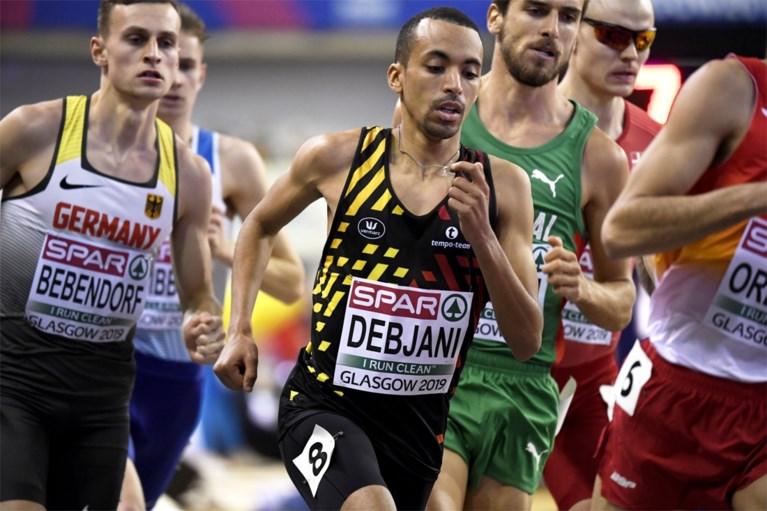 """Isaac Kimeli past voor 1.500 meter op WK atletiek: """"Tot volgend seizoen!"""""""