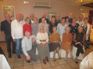70-jarigen Hoeselt halen samen herinneringen op