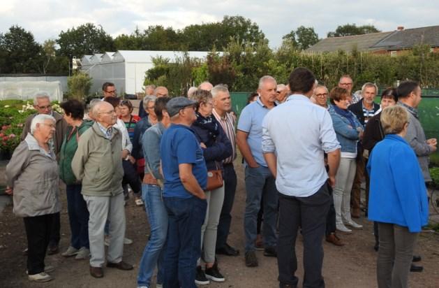 Tuinhier Bocholt bezoekt plantenkwekerij Plantura